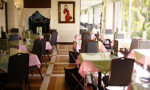 3階 レストラン