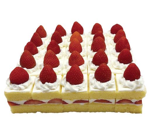 パーティー用カットケーキ