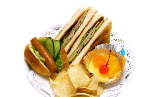 ホットドッグ&サンドイッチセット