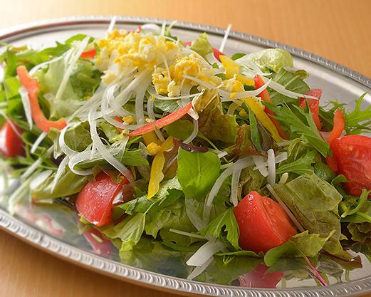 彩り野菜サラダ